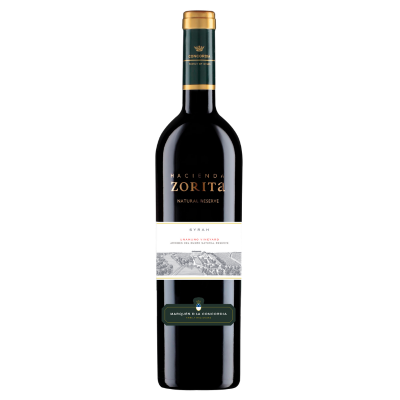 Hacienda Zorita Natural Reserve Syrah - 6 Bottles