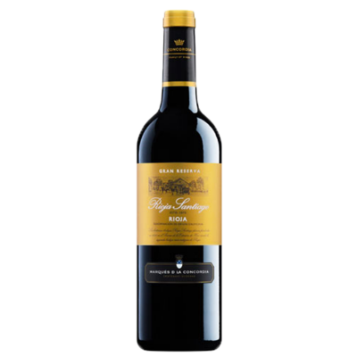 copy of RIOJA SANTIAGO ∙ Gran Reserva ∙ 6 botellas