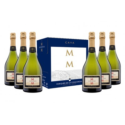 MM Blanc de Blancs Reserva Brut Nature - 6 Bottles