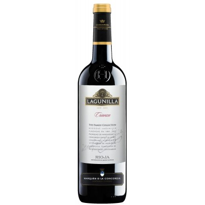 LAGUNILLA FAMILY COLLECTION · Crianza · 6 bottles